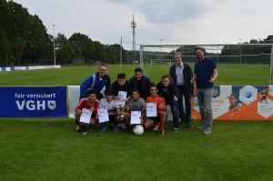 170923_4Players Fußballturnier Siegerehrung TuS Erbstorf